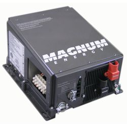 2500W ME Ser. Modified Sine Wave Inverter Charger - 12V, 120V, 120A Charger