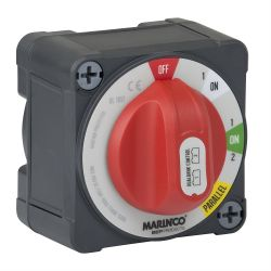 Pro Installer 400A EZ-Mount Dual Bank Control Battery Switch