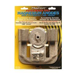 Main view of Martyr Magnesium Anode Kit for Merc BravoII 1989 - Present & BravoIII 1989 - 2003