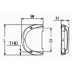 Volvo Penta Gimbal Plate Anode - Aluminum