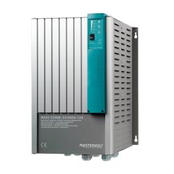 MasterVolt 4000W Mass Combi Inverter Charger - 12V DC Input, 230V AC Out, 120A Charger