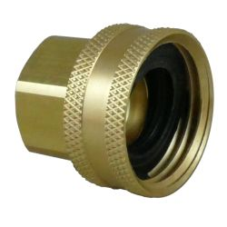 30001 of Midland Metals Garden Hose Swivel - FGH x Female NPT
