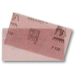 9A Series - Abranet 2-3/4 in. x 5 in. Mesh Grip Sheets