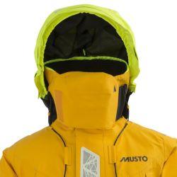 hood of Musto HPX Goretex Ocean Jacket