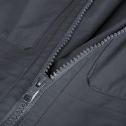 zipper of Musto Women's MPX Goretex Pro Offshore Trouser