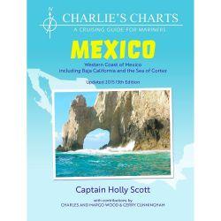 Charlie's Charts - Western Coast of Mexico & Baja