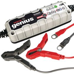 Genius G3500 Multipurpose Battery Charger, 3500mA