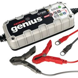 Genius G7200 Multipurpose Battery Charger, 7200mA