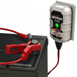 Noco Genius G750 UltraSafe Battery Charger and Maintainer with Battery Hook-up