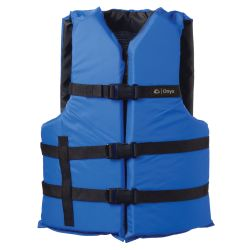 Blue Version of Onyx Adult General Purpose Vest