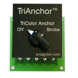 LED Tri-Color⁄Anchor⁄Strobe Light w⁄Photo-Diode