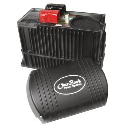 Outback Power Systems 3500W VFX-Mobile Series SW Inverter Charger - Vented, 24V DC, 120V AC, 85A