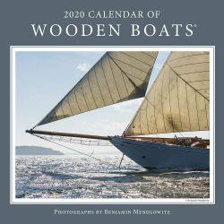 noa520 of Paradise Cay Publications 2020 Calendar of Wooden Boats