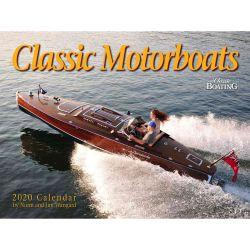 tmc320 of Paradise Cay Publications Classic Motorboats 2020 Calendar