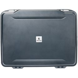 """Pelican 1095CC HardBack Laptop Case with Molded Liner - Fits 15"""" Laptops"""