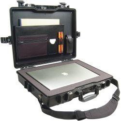"""lid detail of Pelican Pelican 1495CC2 Laptop Case - Fits 17"""" Laptops"""