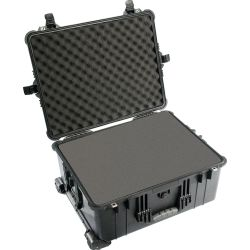 Pelican 1610 Case with Wheels - 4,000 Cu In