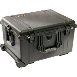 Pelican 1620 Case with Wheels - 4,700 Cu In