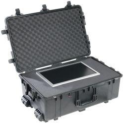 customization detail of Pelican Pelican 1650 Case with Wheels - 5,400 Cu In
