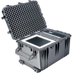 Pelican Pelican 1660 Case with Wheels - 10,600 Cu In