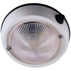 "Perko 5"" Exterior Dome Light - Fig. 1253"