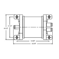 Perko Air-Fuel Separator - EPA Compliant