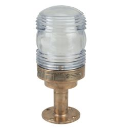 Fig. 112A All-Round Bronze Navigation Light, White