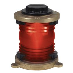 Perko Fig. 1170 Commercial Navigation Light, All-Round, Red
