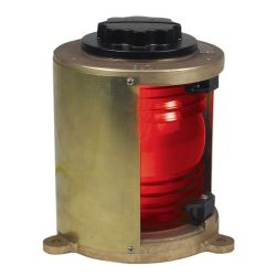 Fig. 1172 Commercial Navigation Light, Port