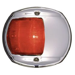 Perko Fig. 170 LED Navigation Light - Port, Chrome