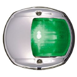 Perko Fig. 170 LED Navigation Light - Starboard, Chrome