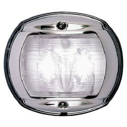 Perko Fig. 170 LED Navigation Light - Stern, Chrome