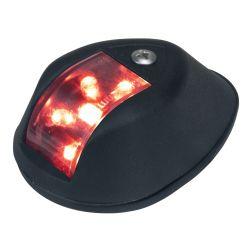 Fig. 602 LED Side Light - Port, Red