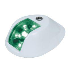Fig. 602 LED Side Light - Starboard, White