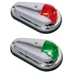 Perko Fig. 955 Classic Side Navigation Light (PR)