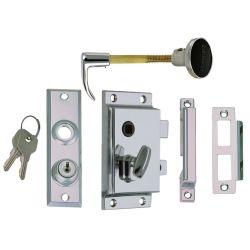 blow apart of Perko Rim Lock Set