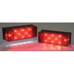 Peterson v856 Piranha LED Tail Light