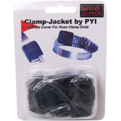 "Clamp-Jacket - For 1/2"" Wide Hose Clamps"