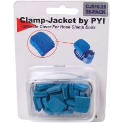 "Clamp-Jacket - For 5/16"" Wide Hose Clamps"