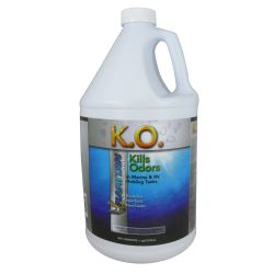 1pk0gal of Raritan K.O. Kills Odor