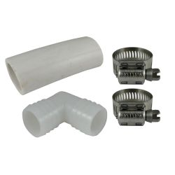 221148 of Raritan Through Wall Discharge Kit 221148