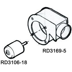 Replacement Parts For Cabin Heater Model R-3911H