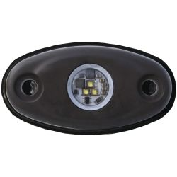 Rigid Industries A-Series LED Accessory Light - High Power, Black