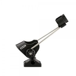 side view of Scotty 240 Striker Rod Holder with Combination Side or Deck Mount