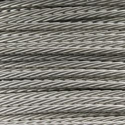 close up of Scotty Premium Stainless Steel Downrigger Cable