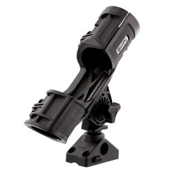 angle view of Scotty Orca Rod Holder