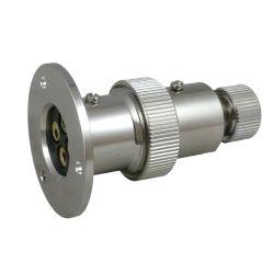 side view of Sea-Dog Line 4-Pin Polarized Electrical Plug & Socket