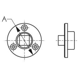 Garboard Plugs - Bronze