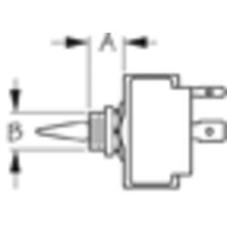 Illuminating Toggle Switch