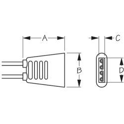 Inline Automotive Style Fuse Holder
